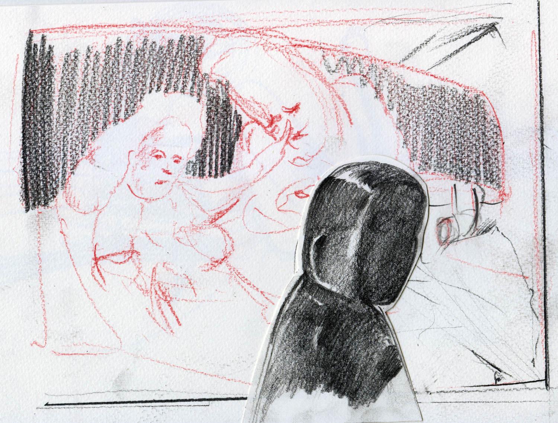 "Pat Andrea, ""Juntando Bronca"", 1997"