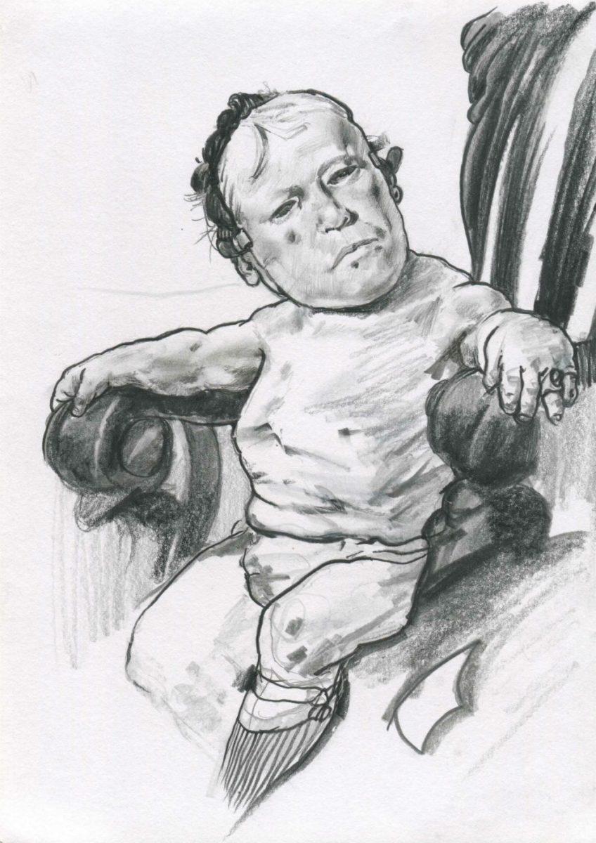 "Tanino Liberatore, ""Marlon"", 1985"