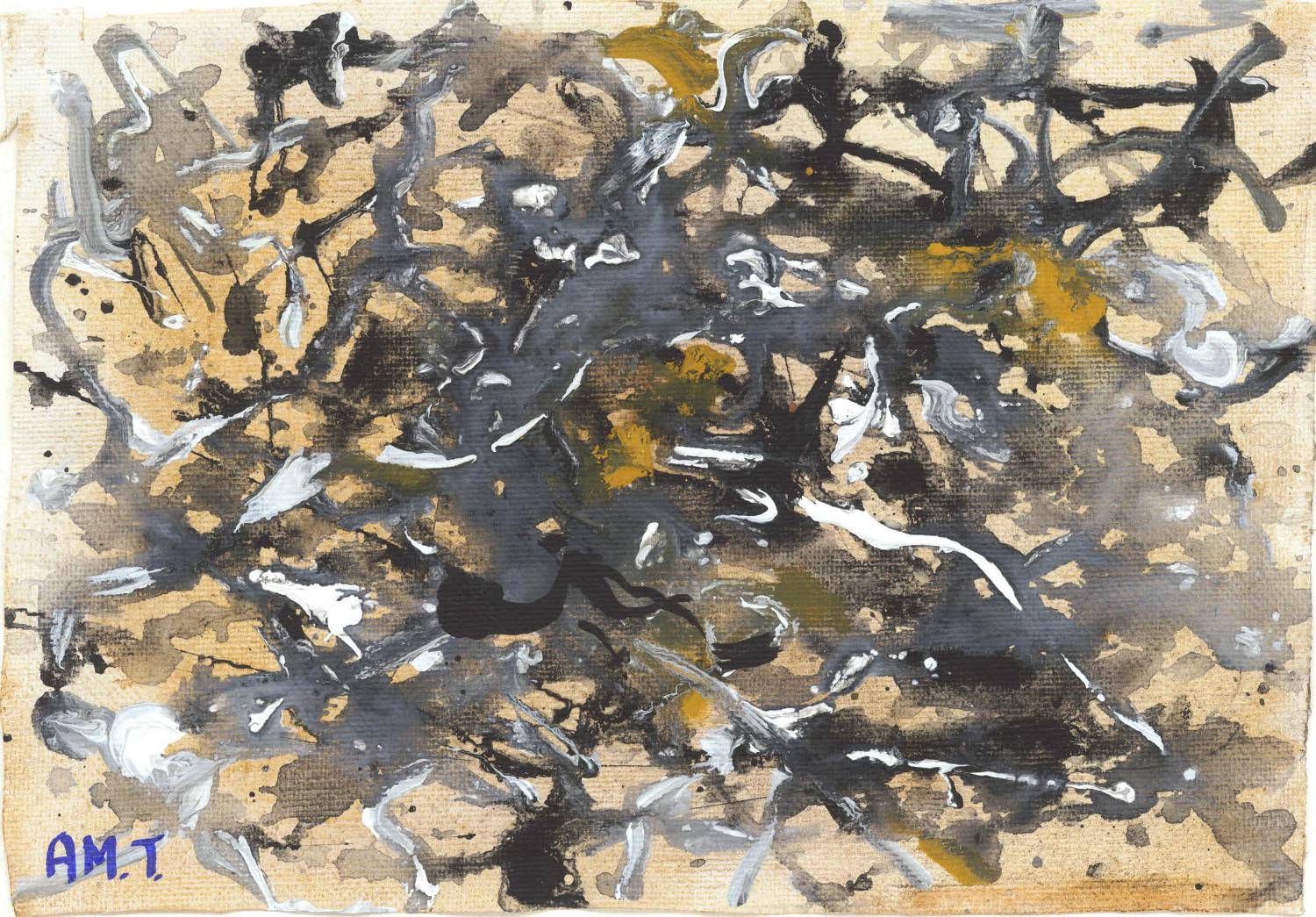 The Nature of Pollock